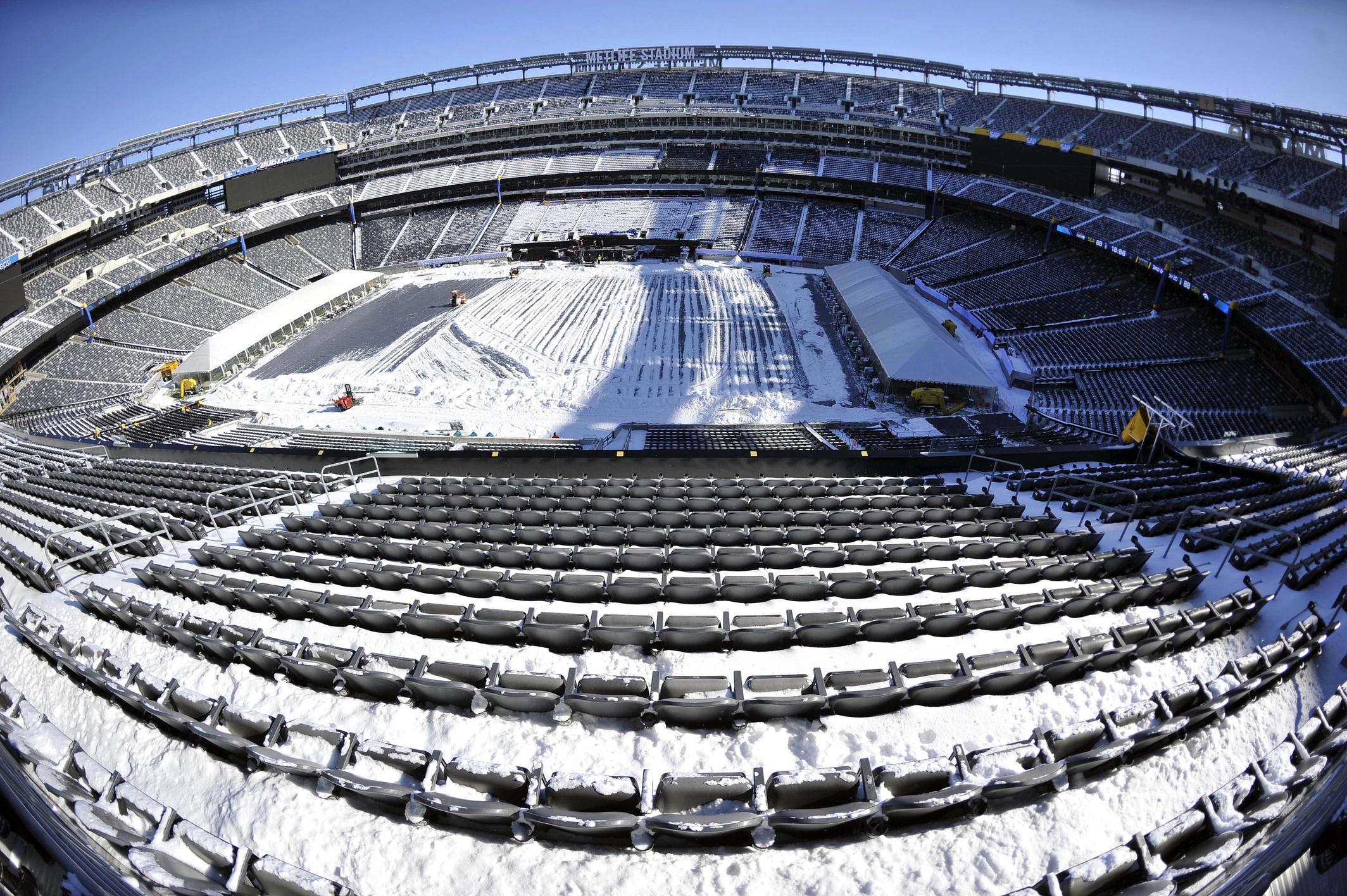 Super Bowl Fantasy Location