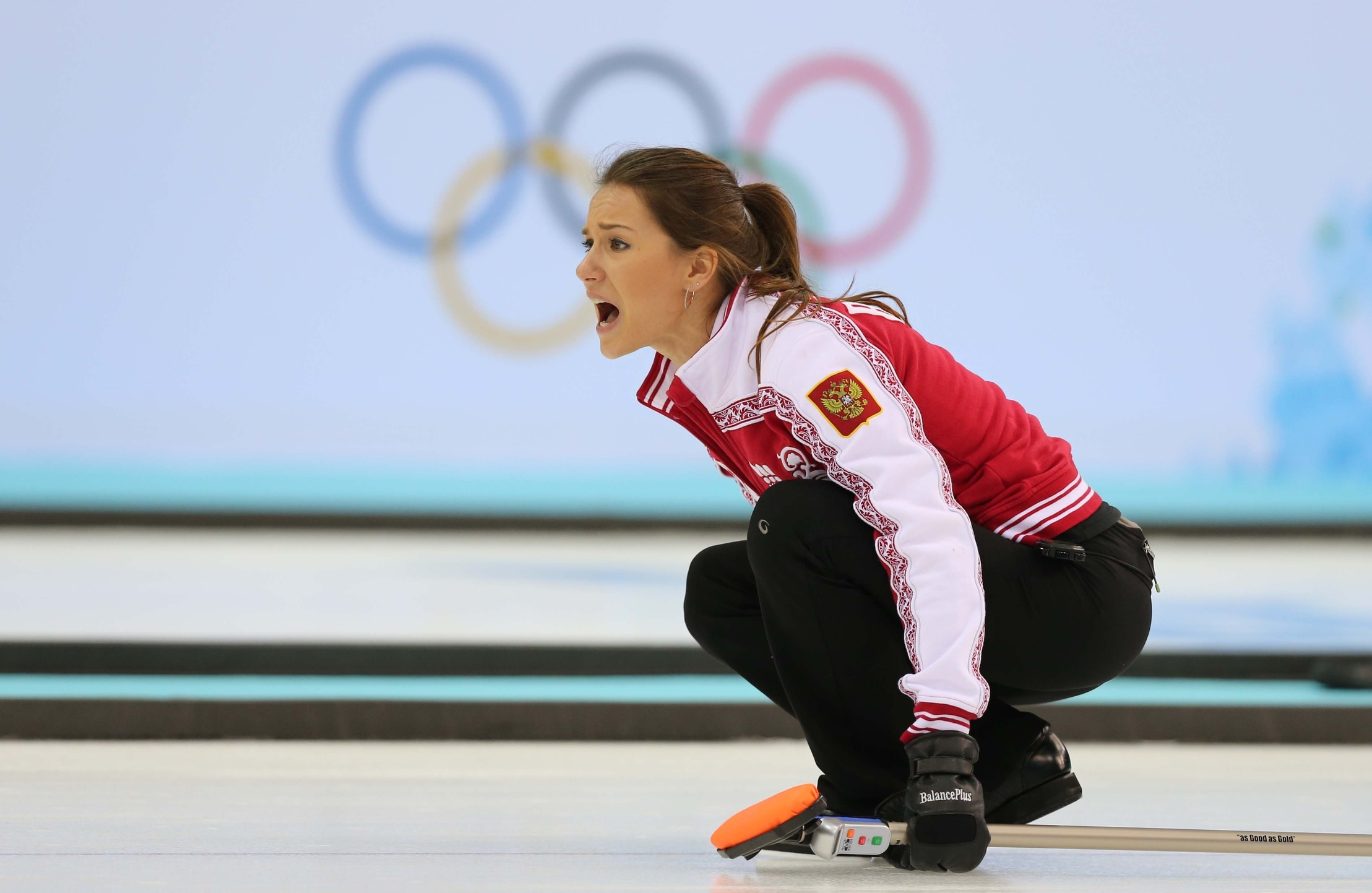 Orgasm Faces & Sounds Or Women's Curling