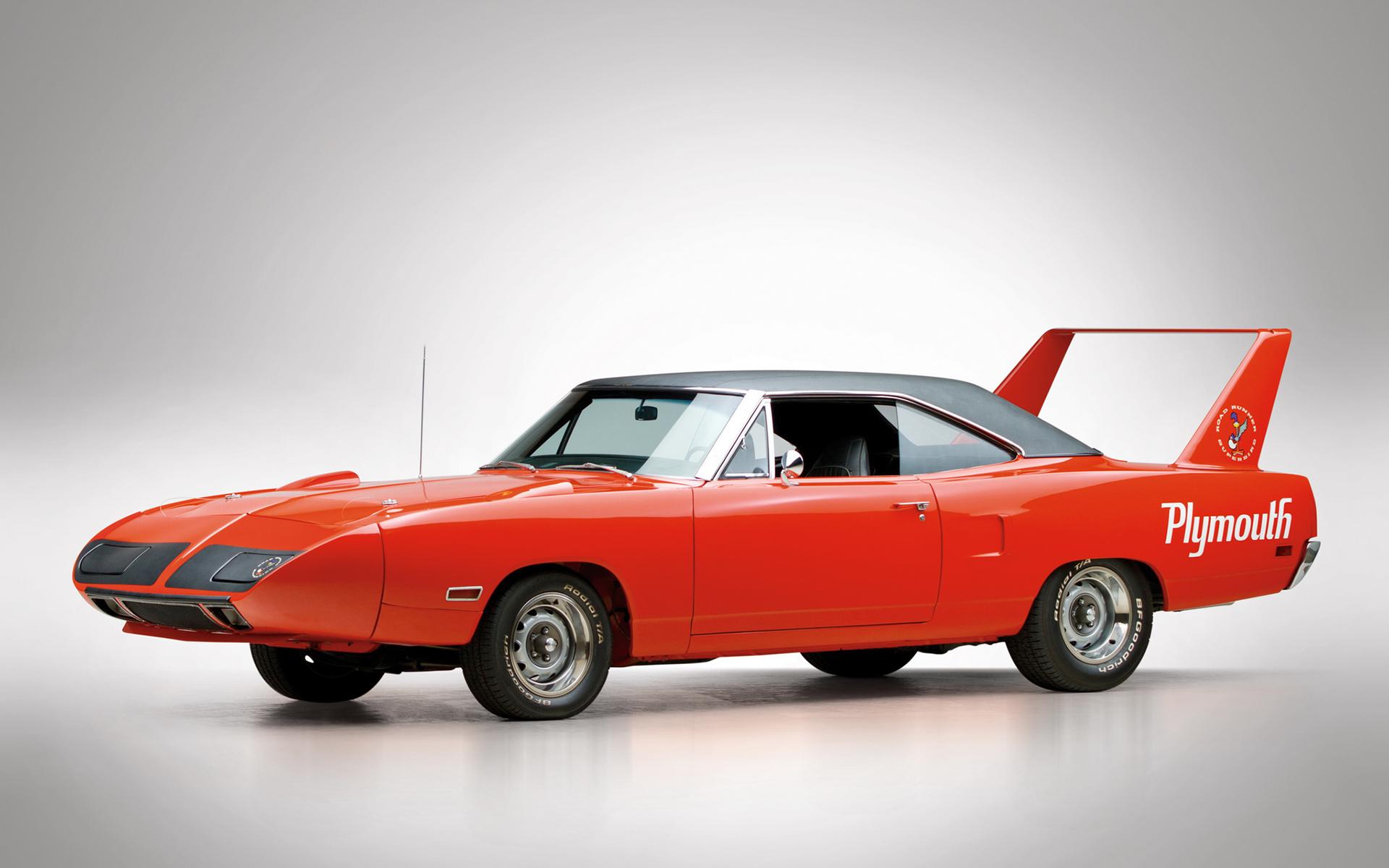 Plymouth Superbird Dodge Daytona