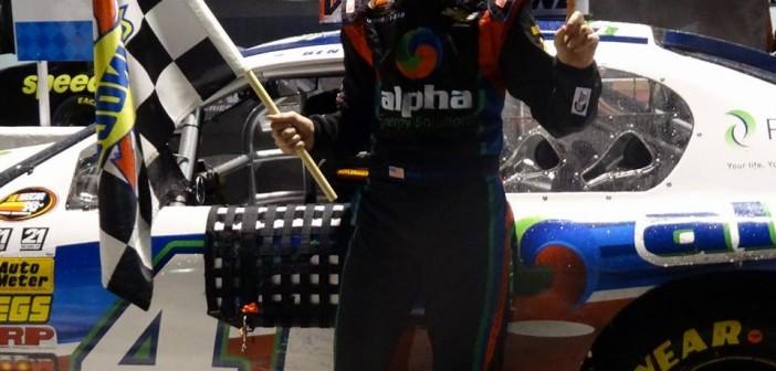 Ben Rhodes Racing in the NASCAR World Truck Series