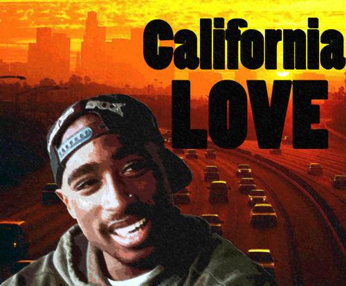 Cali love tupac