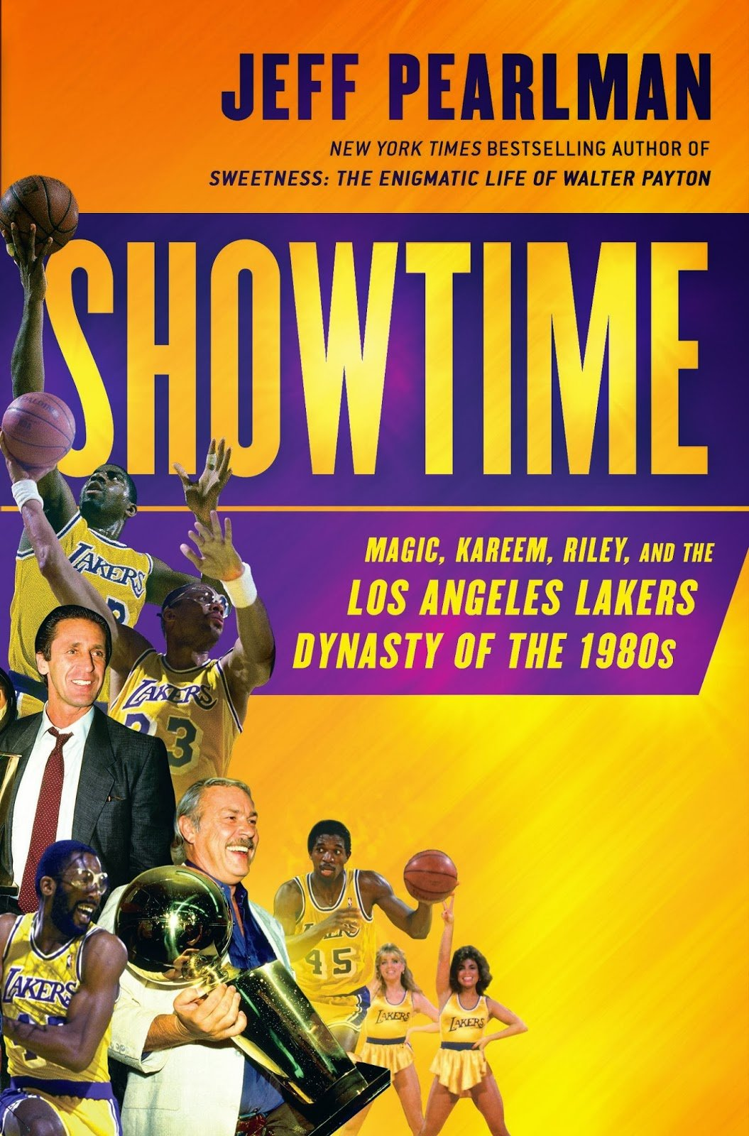 LA Lakers Dynasty of the 1980s with Jeff Pearlman