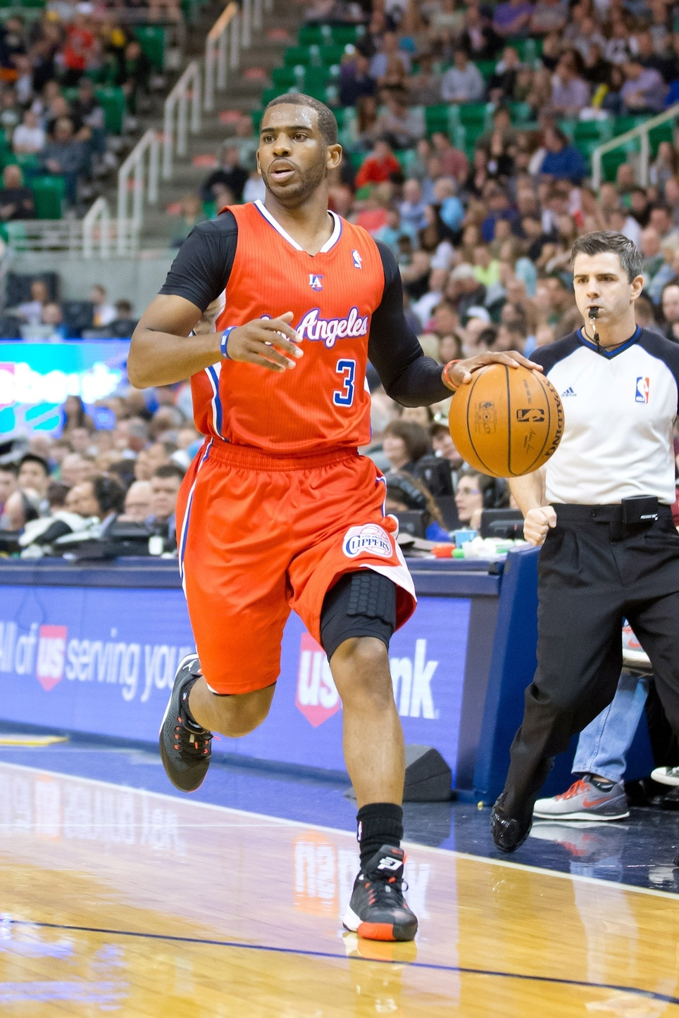 Was there any doubt that Chris Paul would miss the All-NBA Team? Photo by Russell Isabella, USA Today Sports Images