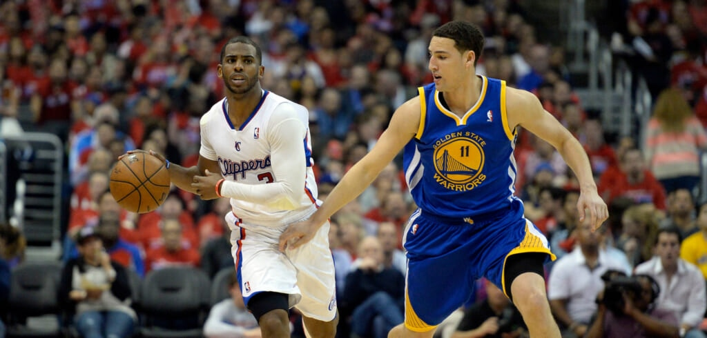 Richard Mackson, USA Today: Griffin isn't the only Clipper that did damage Monday.