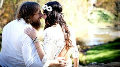 """Daniel Bryan Says """"Yes Yes Yes"""" To Brie Bella's Dress"""