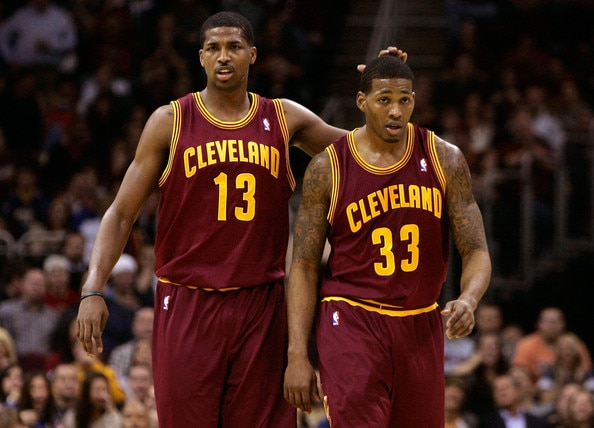 Courtesy of Cavs Blog: Cleveland has a ton of young trade chips and the first overall pick.