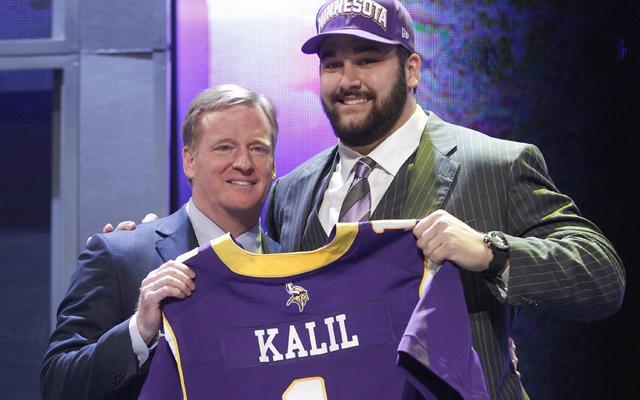 Courtesy of NFL.com: Kalil is a franchise left tackle.