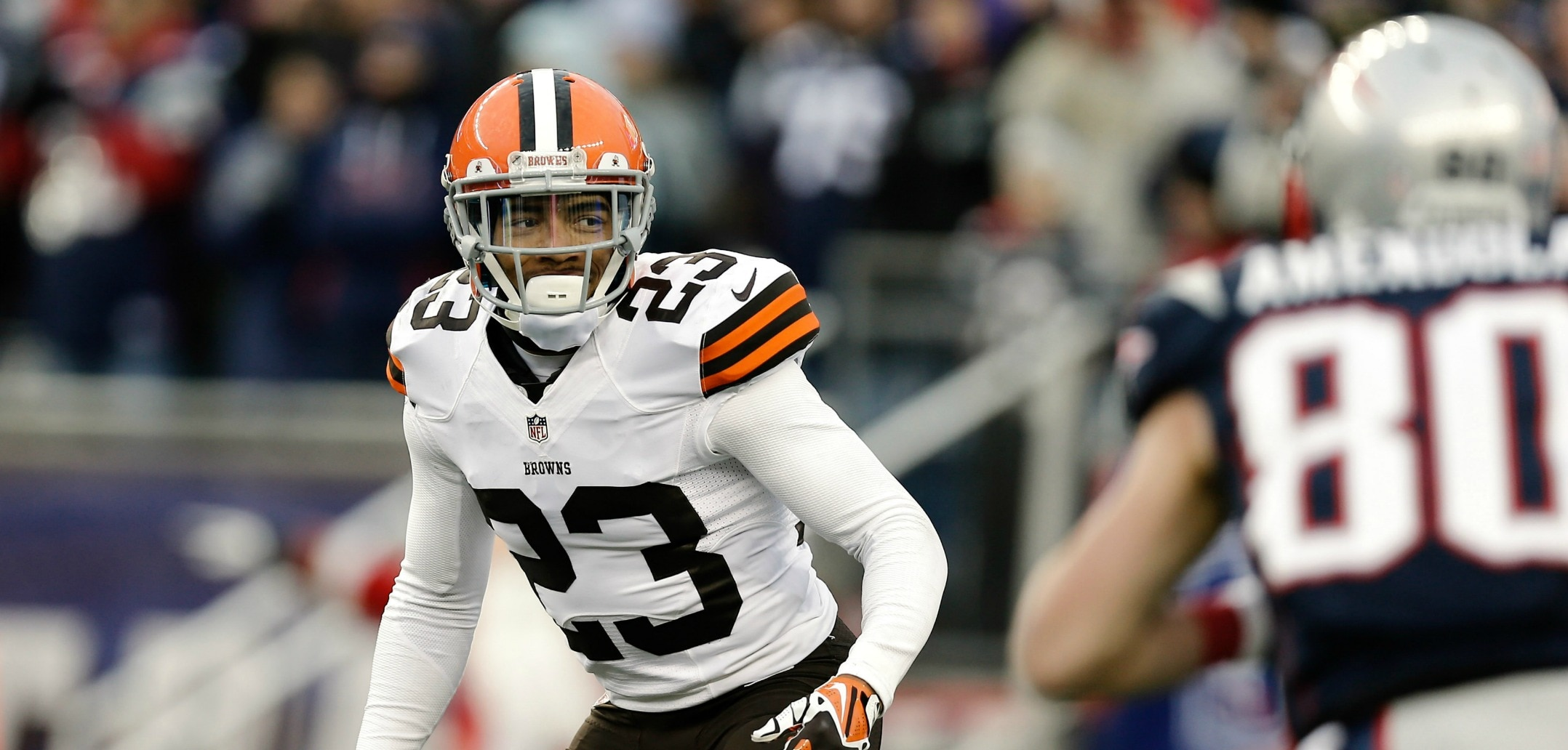 Browns Sign CB Joe Haden For Five Years, Let the Trash ...