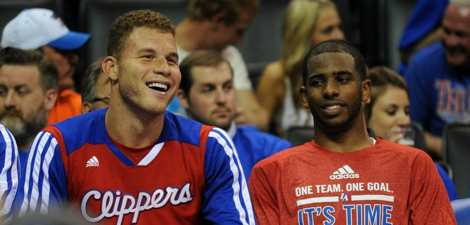 Courtesy of USA Today Images: With Griffin back to full health, the Clippers are in a good situation.