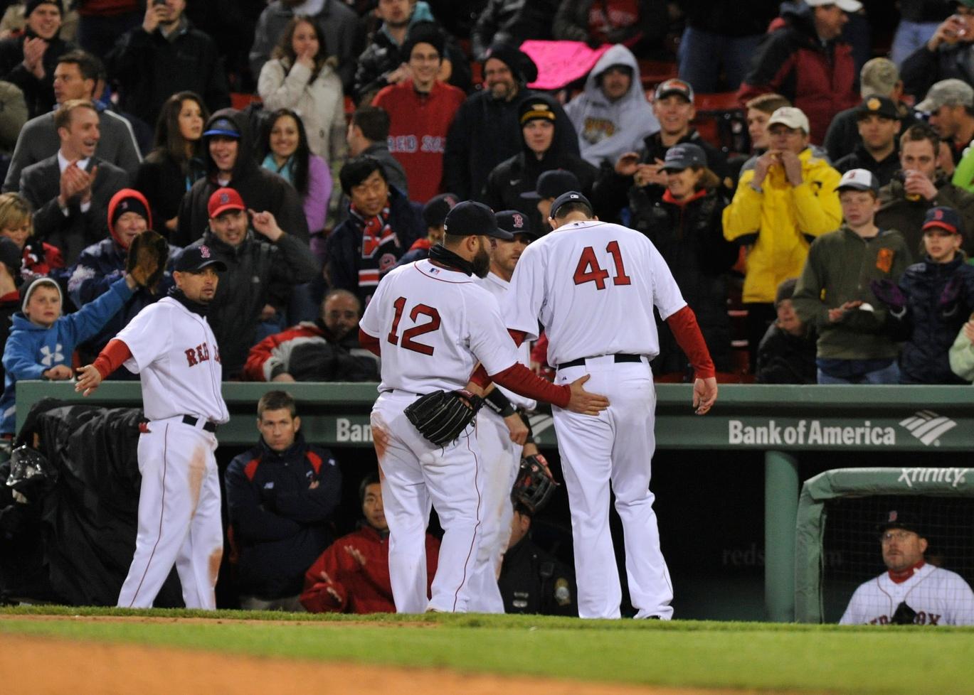 Boston Red Sox Early-Season Evaluation