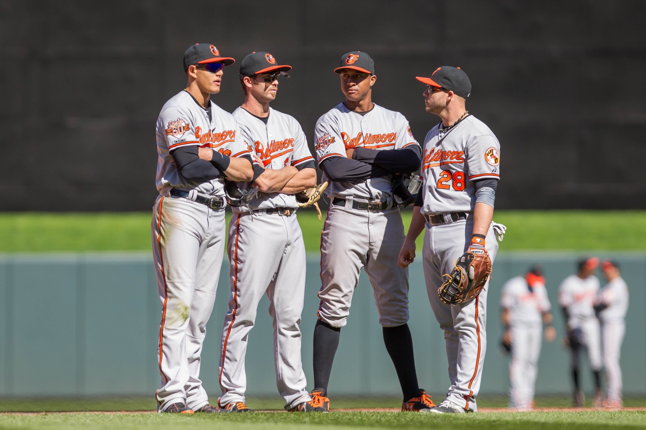 Baltimore Orioles Defense Outstanding in the Field