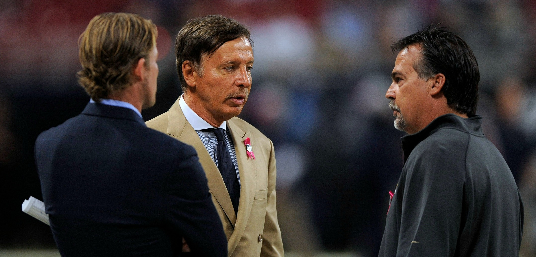Courtesy of USA Today Images: Rams owner Stan Kroenke can't expect a quick resolution.