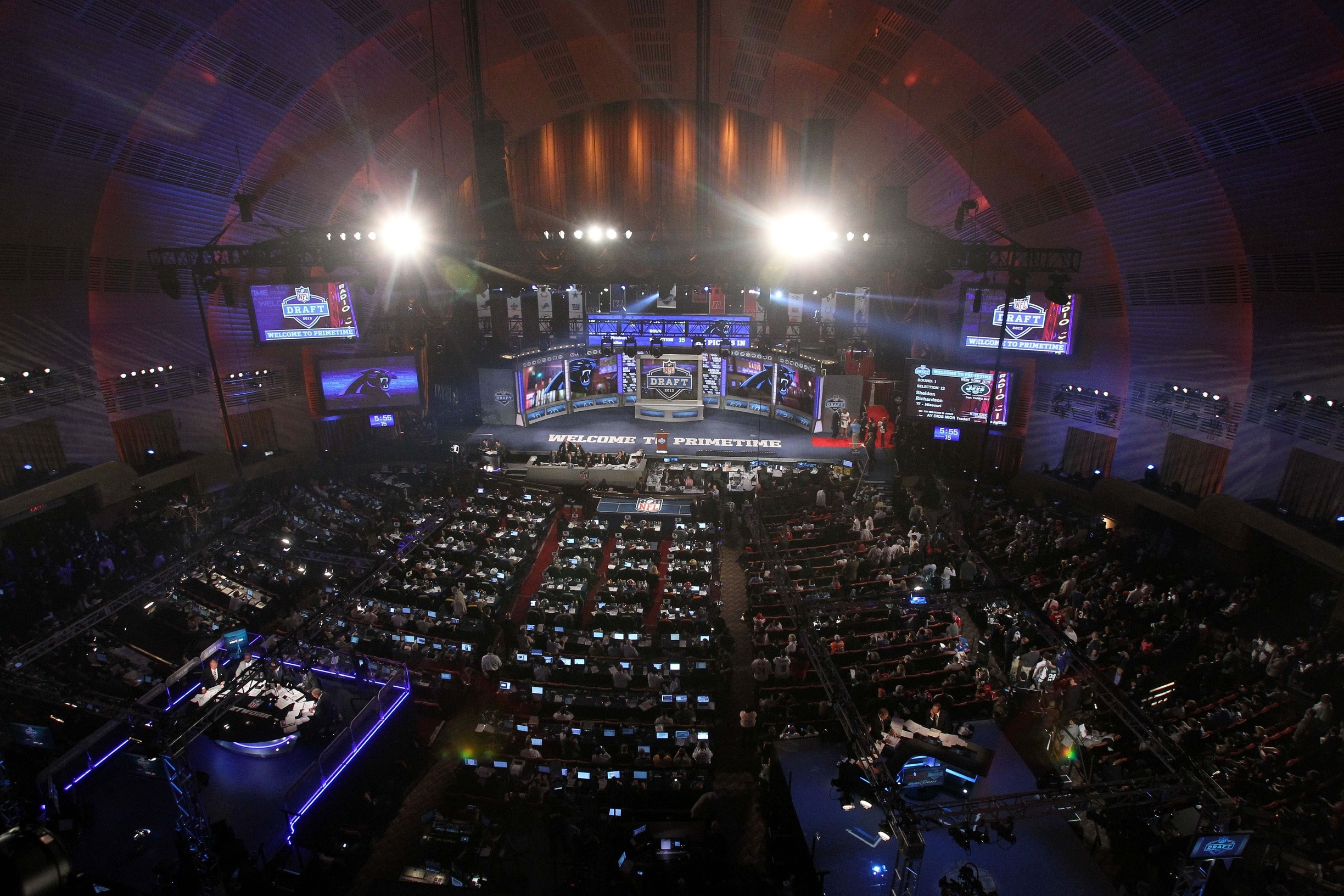 2014 NFL Draft Picks By Lottery