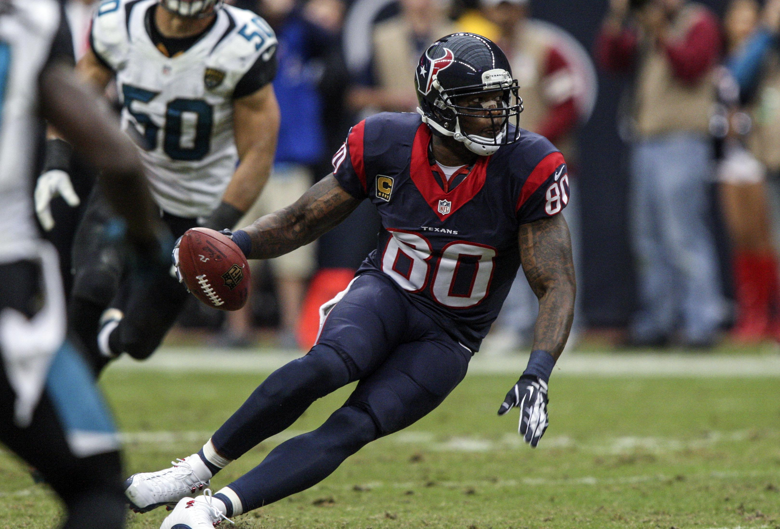 Andre Johnson Frustrated With Texans ...