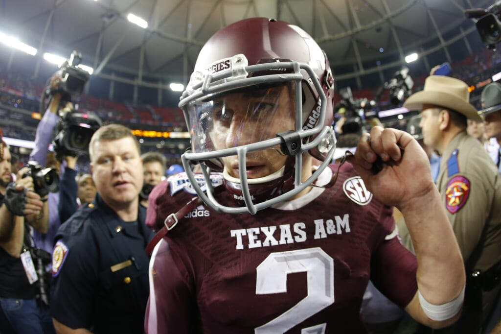 Rob Abell, USA Today: If the Browns want Manziel or another QB, they might have to move up to one.