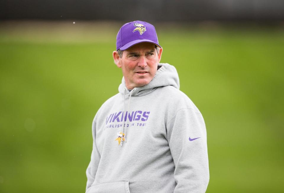 Zimmer brings a much needed new style to Minnesota. Photo: Vikings.com