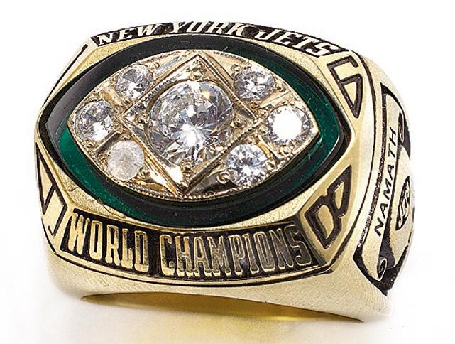 Jacksonville Jaguars Super Bowl Rings