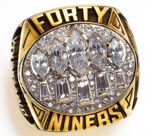 Gallery Top Super Bowl Rings Of All Time