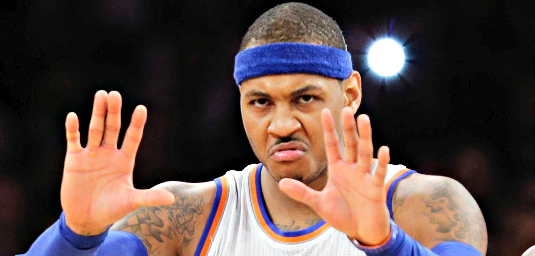 Report: Carmelo Anthony to Decline Contract Option
