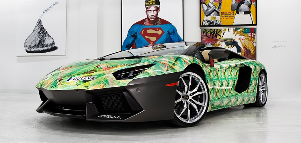 Gallery Lebron James Car Collection