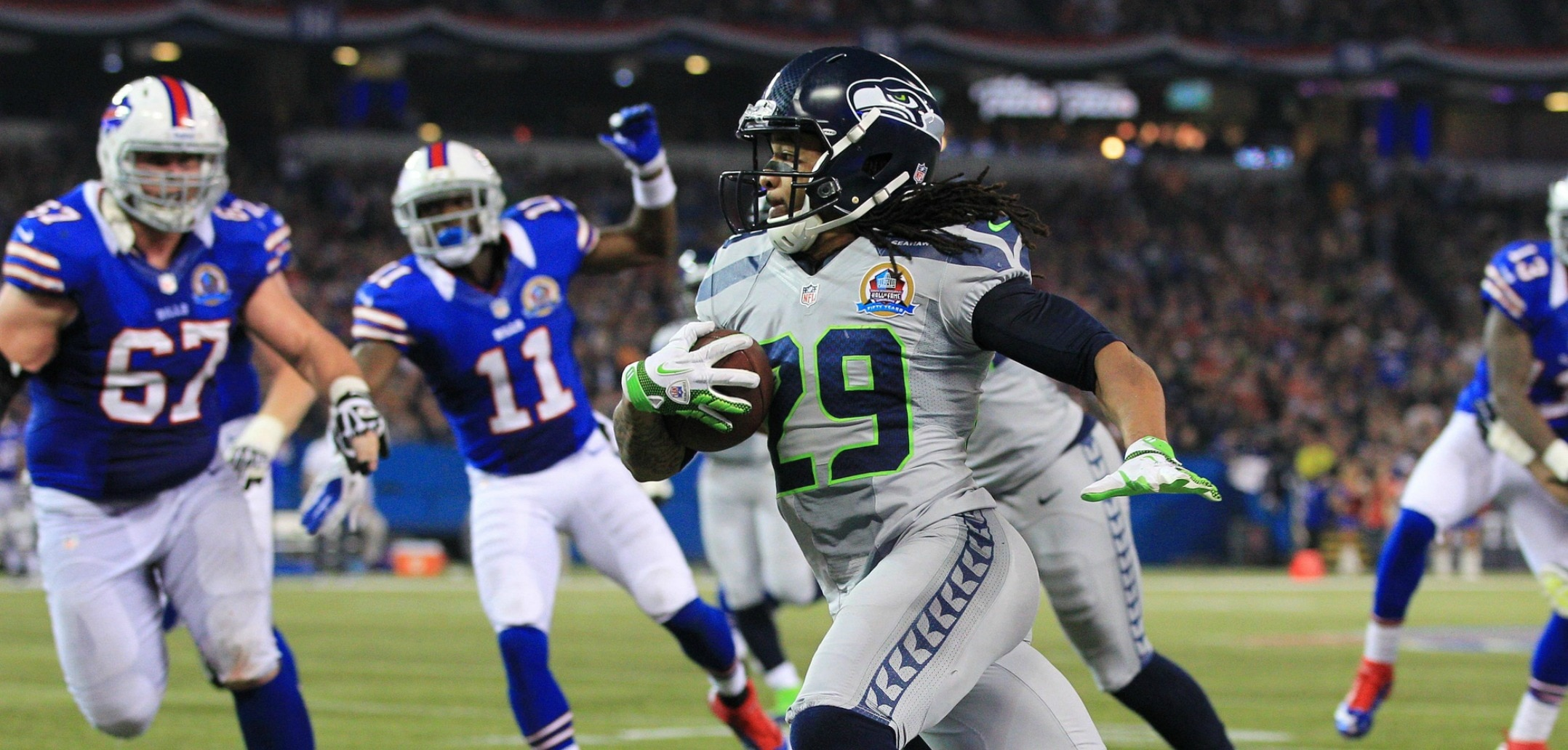 number 29 on the seahawks - HD1280×966