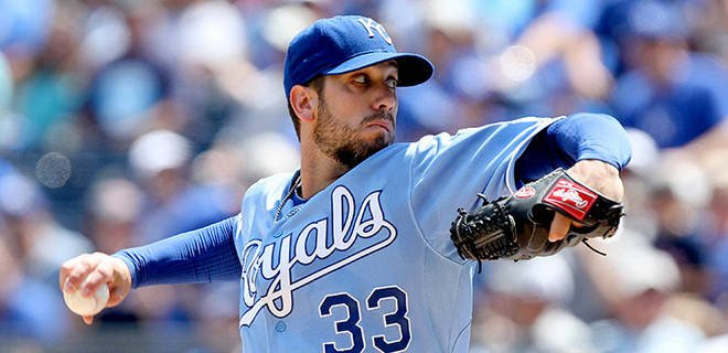 Courtesy of MLB.com: Shields is an attractive option for contending teams.