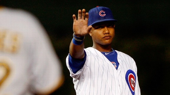 Courtesy of ESPN.com: Chicago's recent acquisition of Addison Russell could make Castro available.