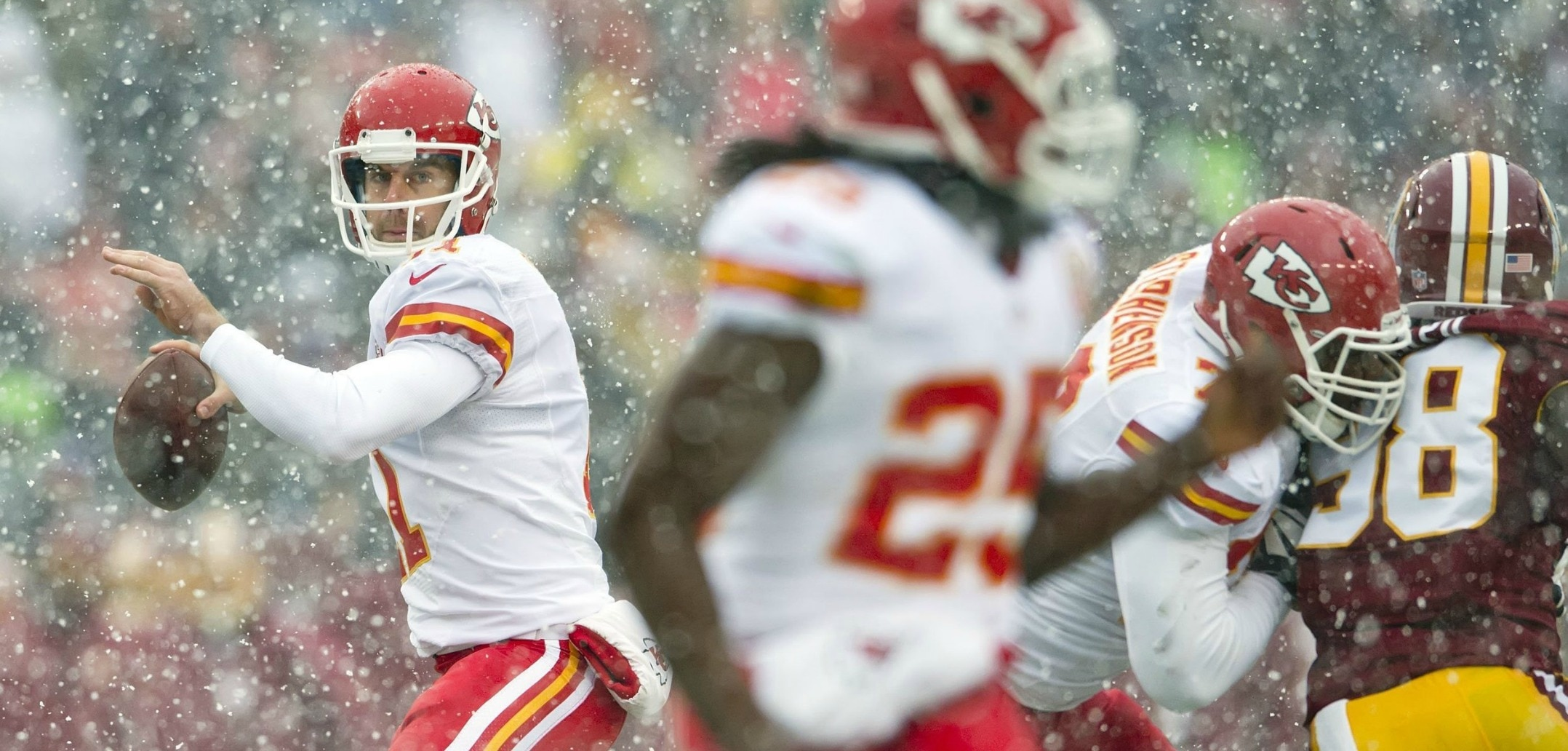 Courtesy of USA Today: Just how much is Smith worth and does he have a future in Kansas City?