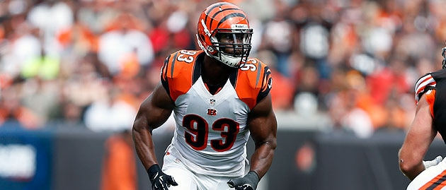 Courtesy of Bengals.com: Johnson is one of the most-talented DE's Tampa Bay has had in some time.