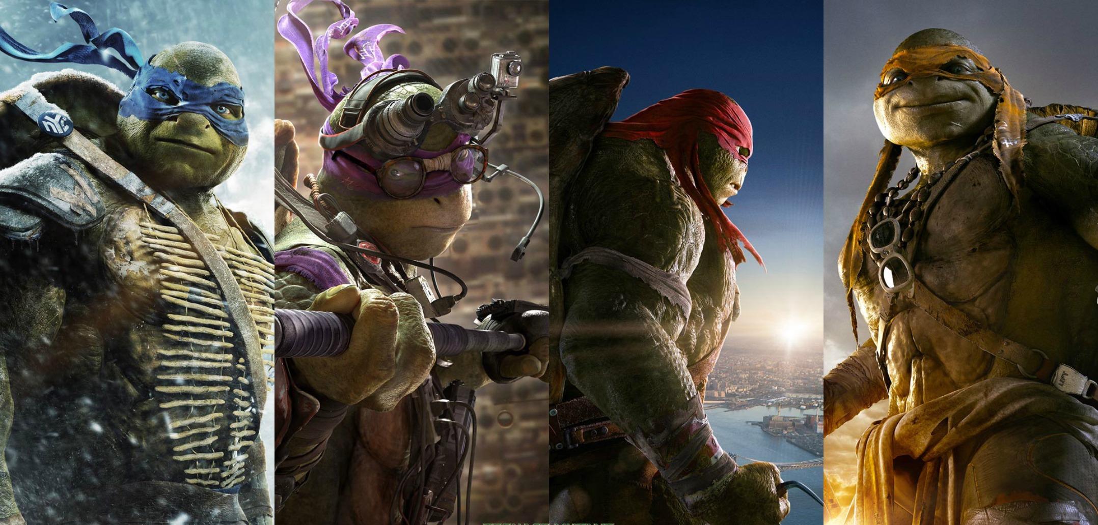 Athletes Who Should Star In A Teenage Mutant Ninja Turtles Movie