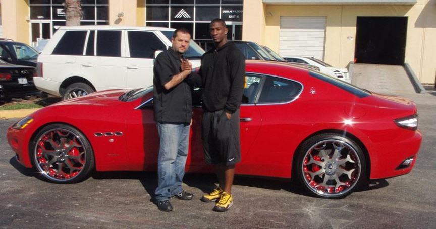 Julio Jones Car NFL Players Who Have T...