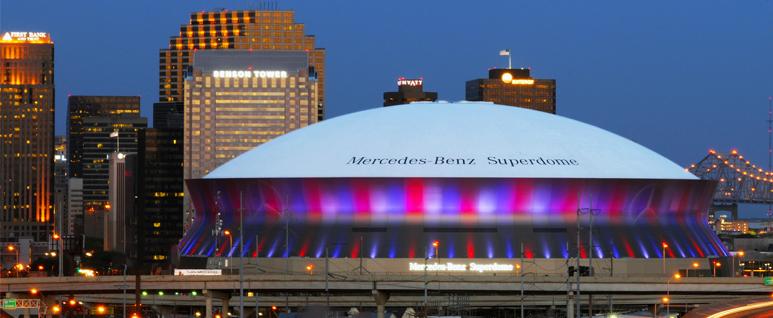 Courtesy of Superdome.com