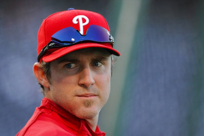 Courtesy of MLB.com: If the Phillies decide to move Utley, he would attract a ton of teams.