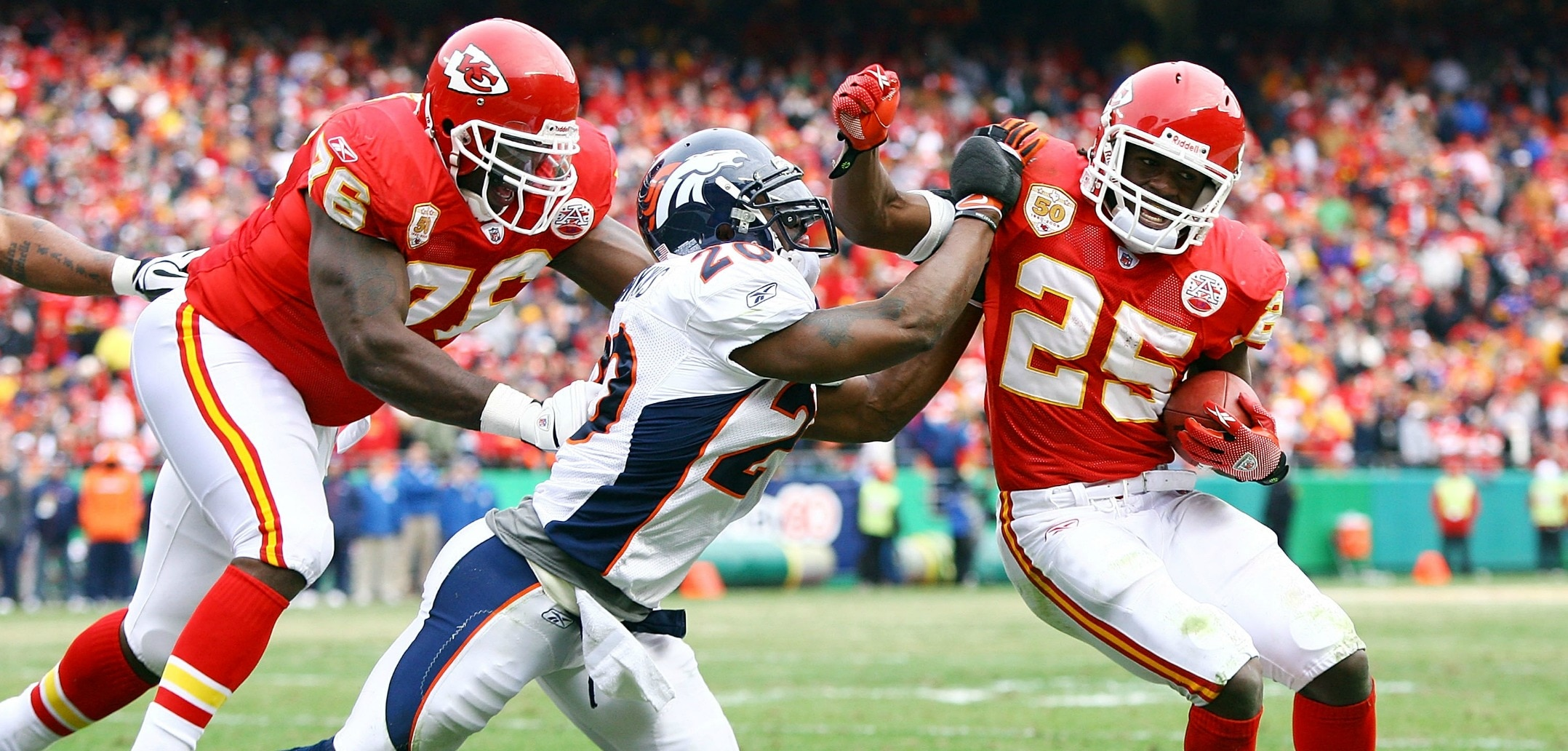 Courtesy of USA Today; Charles has taken over for Adrian Peterson as most valuable NFL running back.