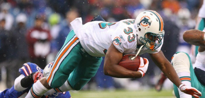 Miami Dolphins Part Ways With RB Daniel Thomas