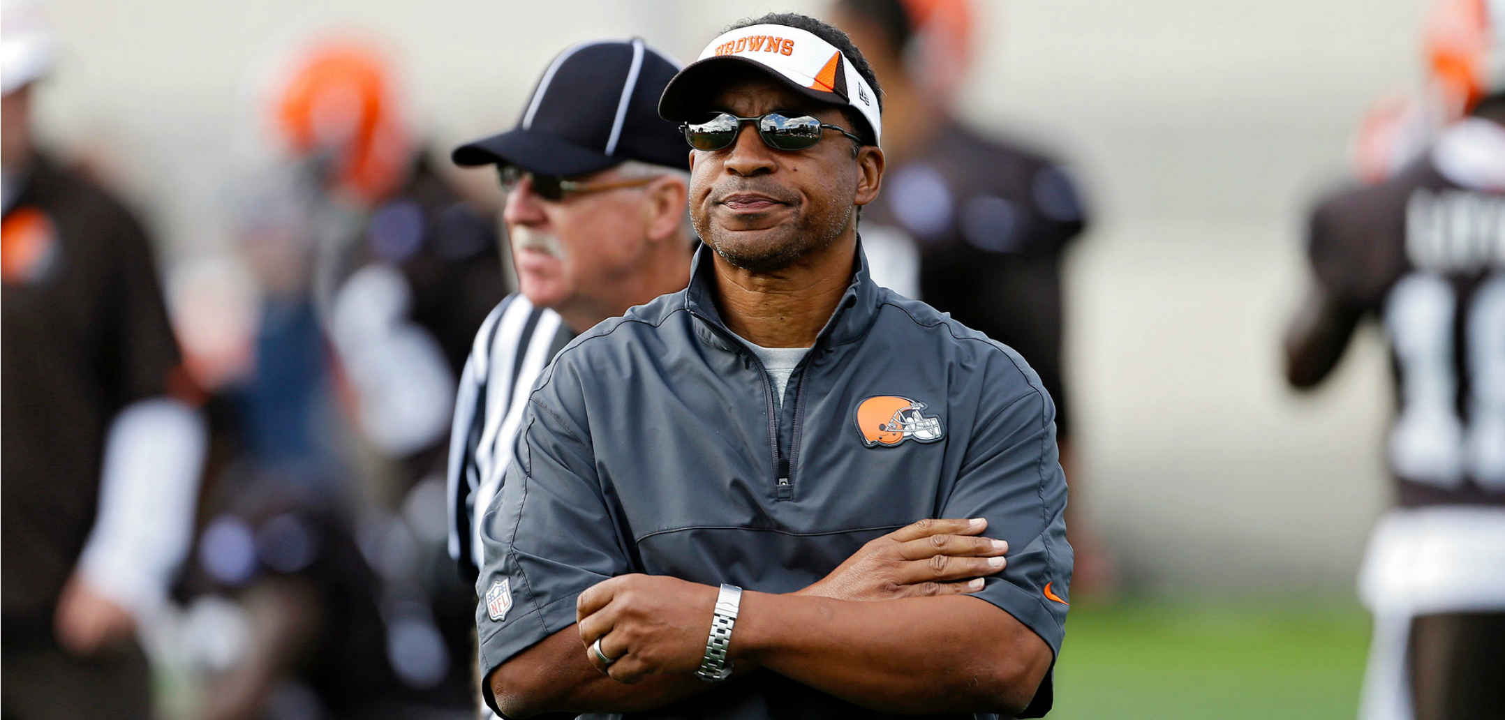 Courtesy of ESPN: Horton was prematurely fired as Browns defensive coordinator this offseason.