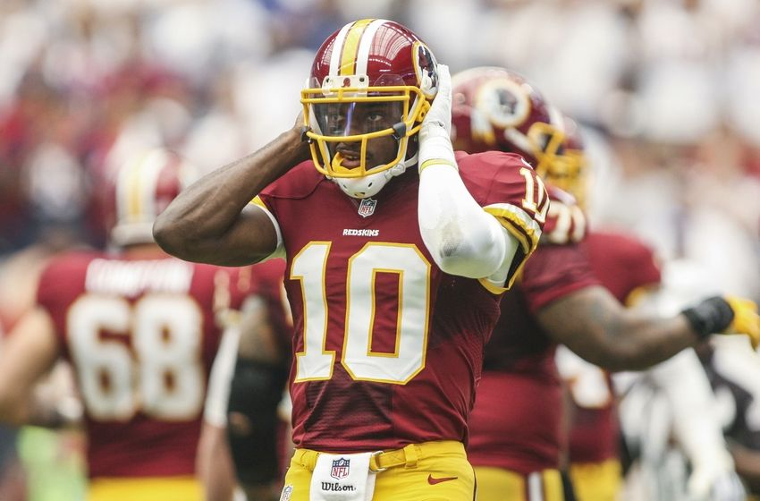 Courtesy of USA Today: RGIII needs to get better if the Redskins are to pull out of this rut.