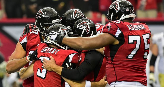 Courtesy of Skysports.com: Falcons look to continue momentum in Week 2.