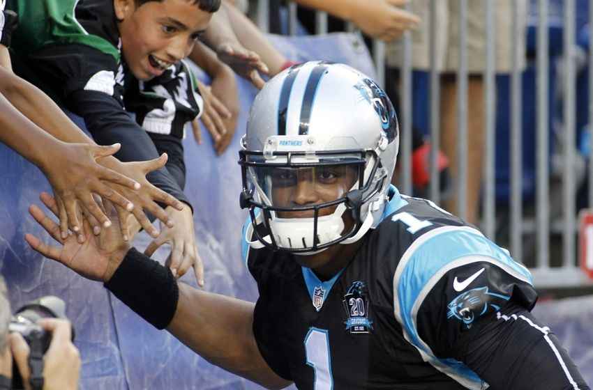 Courtesy of USA Today: Newton's return could help Panthers to a 2-0 start.