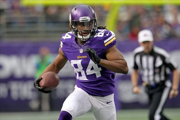 Cordarrelle Patterson and the Vikings may be in for a surprising Week 2 win.