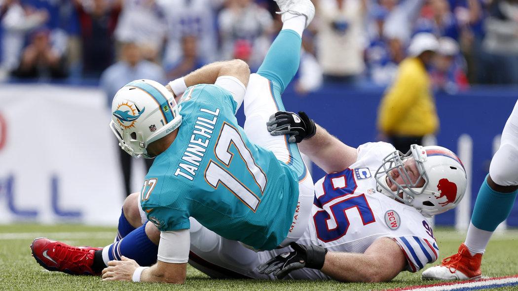 Bills defense looks legit through two weeks.