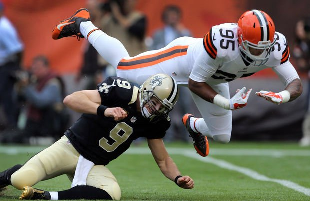 Courtesy of USA Today: Coming off a bad loss, the Saints cannot afford to go 0-3.