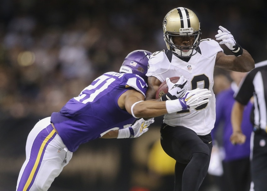 Courtesy of USA Today: Rookie receivers are set for record-breaking campaigns.