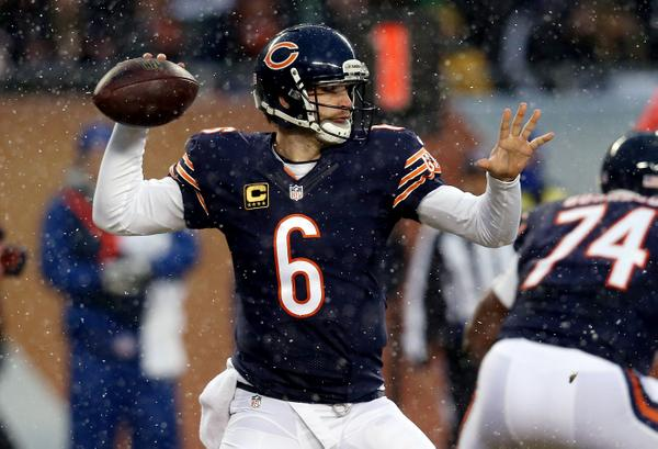 Courtesy of ESPN.com: Cutler and the Bears can make a statement on Sunday.