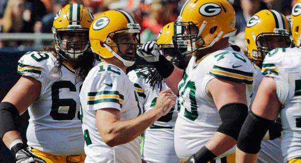 Courtesy of Packers.com: Green Bay dominated Chicago in a must-win game on Sunday.
