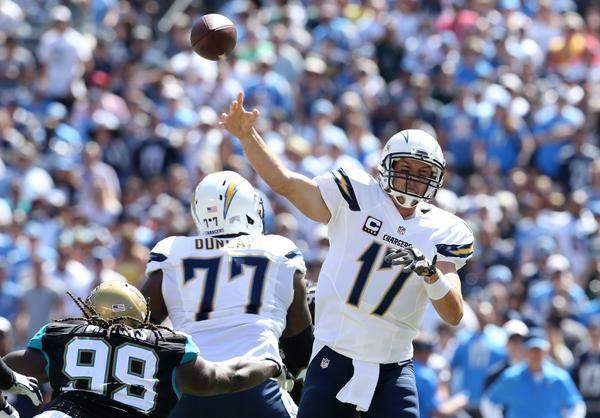 Courtesy of ESPN.com: Could it be time to call Rivers the best quarterback in the NFL?