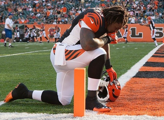 Courtesy of Fansided.com: Burfict's past is a driving force in his life today.