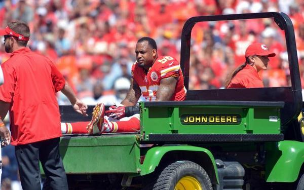 Derrick Johnson's injury may hurt the Chiefs more than their Week 1 loss.