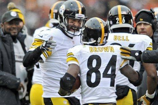 The Steelers offense is going to be great moving forward.