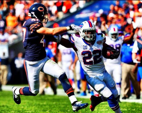 It doesn't matter what the Bears offense does if their defense plays like this.